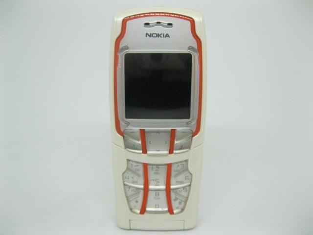Nokia 3108 cảm ứng cực độc đáo màu Trắng
