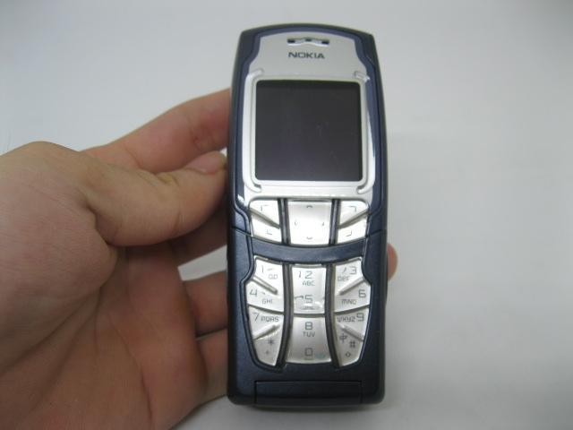 Nokia 3108 cảm ứng cực độc đáo màu Xanh
