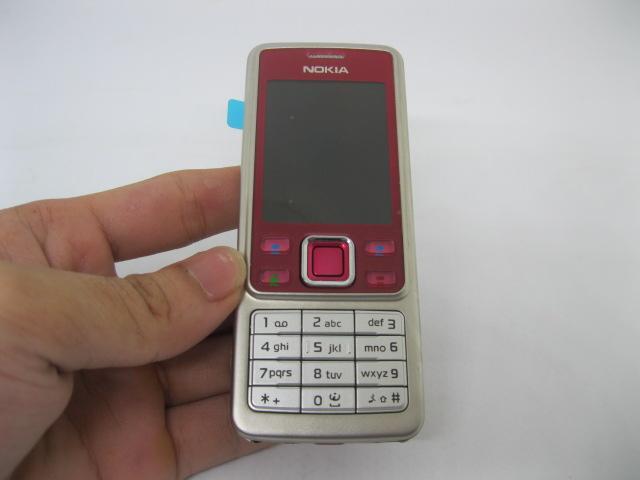 Nokia 6300 sóng gió một thời màu Đỏ
