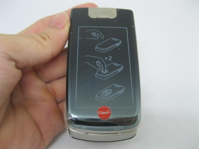 Nokia 6600F-1 nắp gập bá đạo màu Đen
