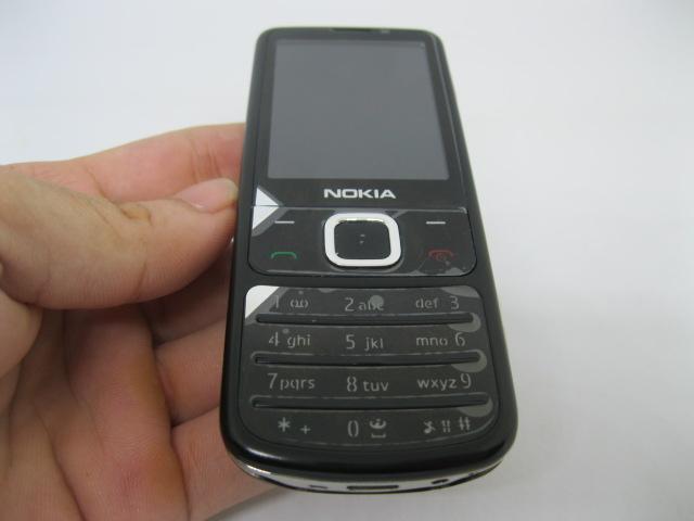 Nokia 6700 huyền thoại không phai mờ màu Đen