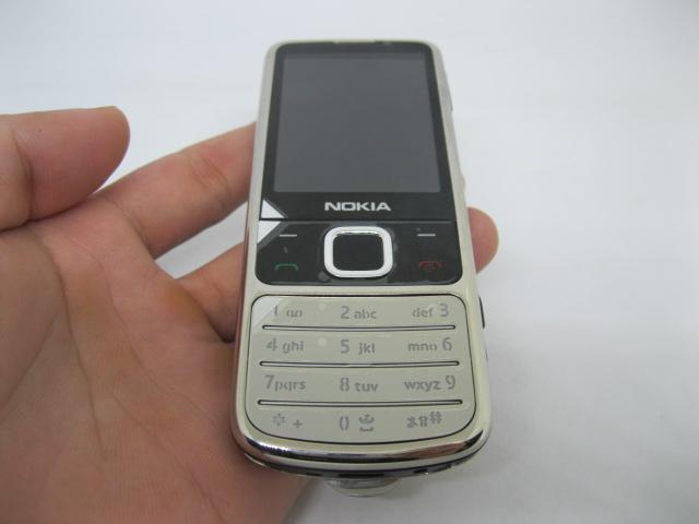 Nokia 6700 huyền thoại không phai mờ màu Bạc