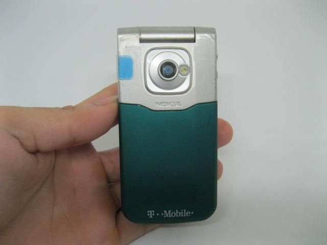 Nokia 7510a huyền thoại nắp bật màu Xanh Lá