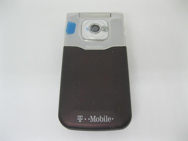 Nokia 7510a huyền thoại nắp bật màu Nâu