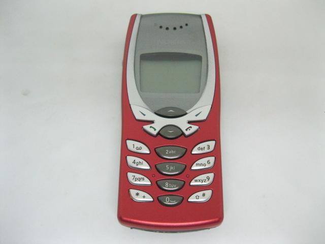 Nokia 8250 đẳng cấp mãi mãi màu Đỏ