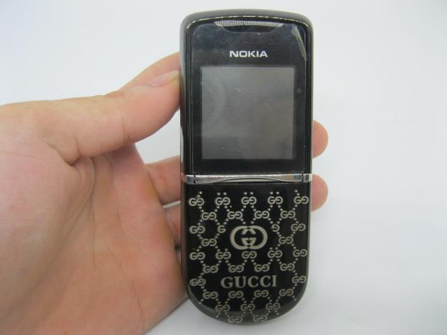 Nokia 8800 Anakin chính hãng công ty màu Gucci