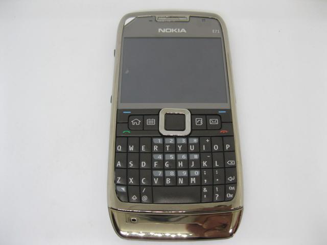 Nokia E71 huyền thoại Qwerty của Nokia màu Nâu