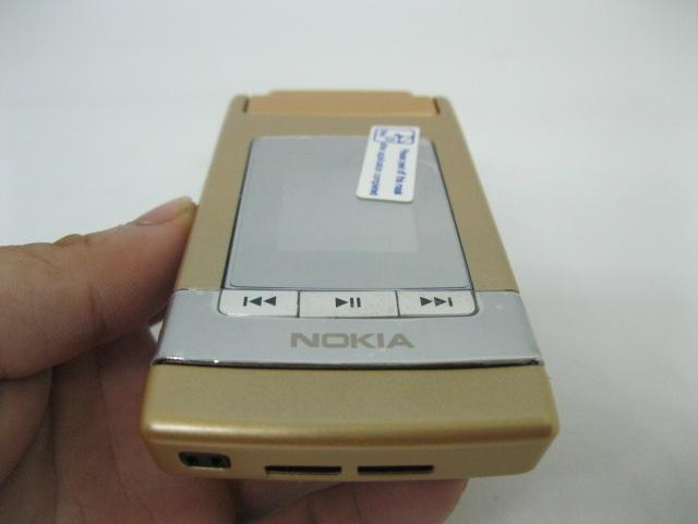 Nokia N76 phảng phất vẻ đẹp Rarz màu Vàng