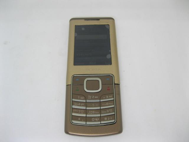 Nokia 6500 Classic Chocolate siêu mỏng thon gọn