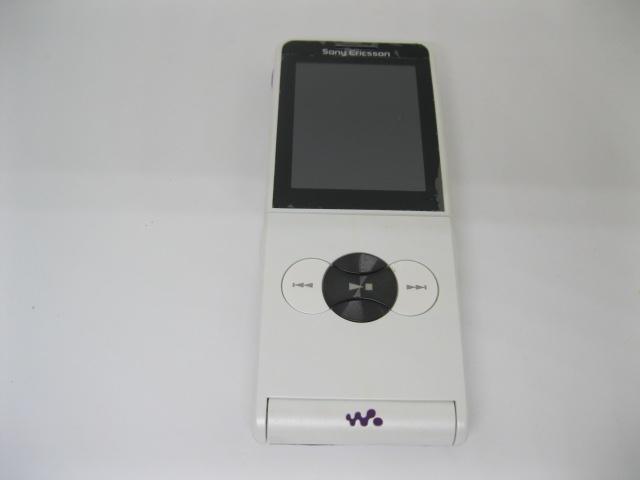 Sony Ericsson W350 huyền thoại hoài cổ nghe nhạc màu Trắng