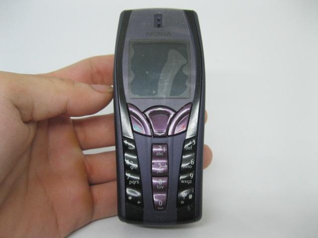 Nokia 7250i ký ức những năm 2003 màu Tím