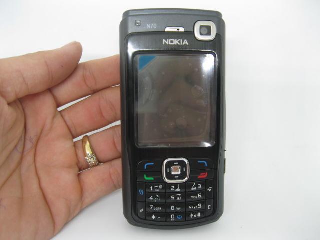 Nokia N70 đình đám một thời