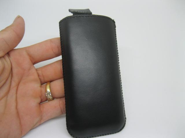 Bao da 6700, chuyên các dòng bao da điện thoại Nokia đen Bóng