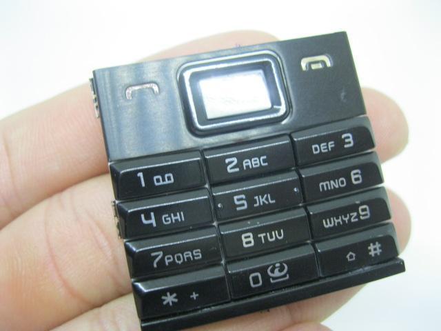 Phím Nokia 8800 Sirocco màu Đen loại 1