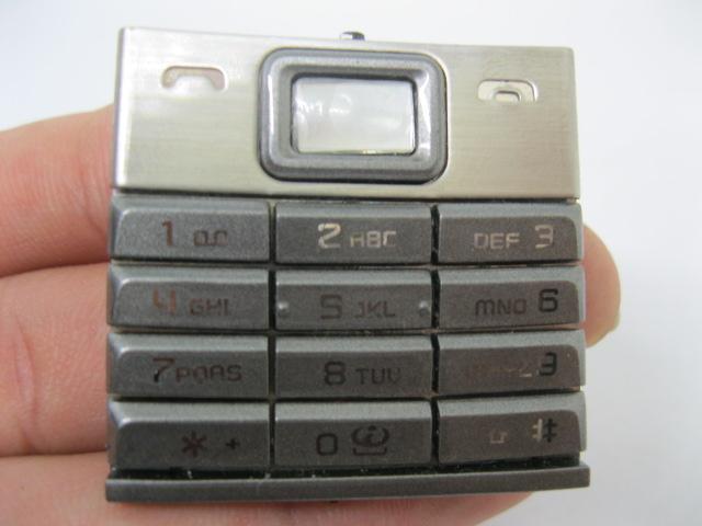 Phím Nokia 8800 Sirocco Light loại 1