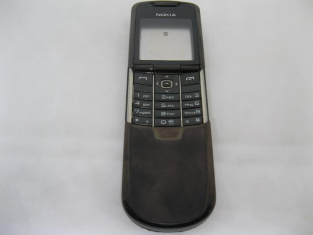 Vỏ Nokia 8800 Anakin cực đẹp màu Đen
