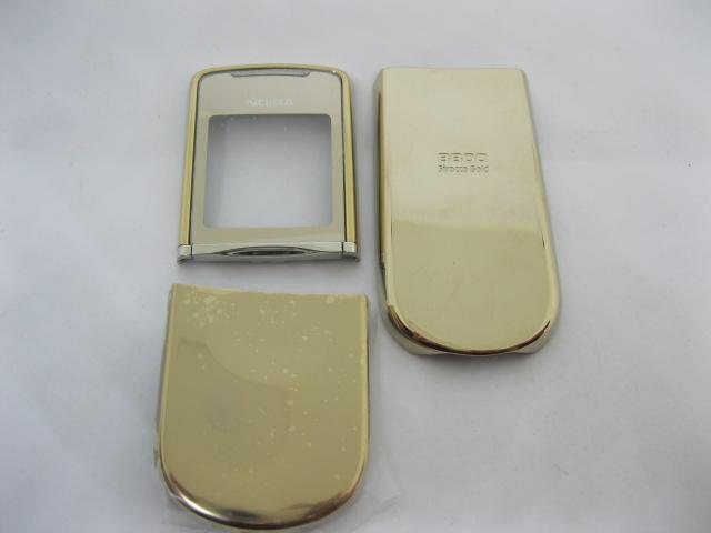 Vỏ Nokia 8800 Sirocco cực đẹp Gold loại 2