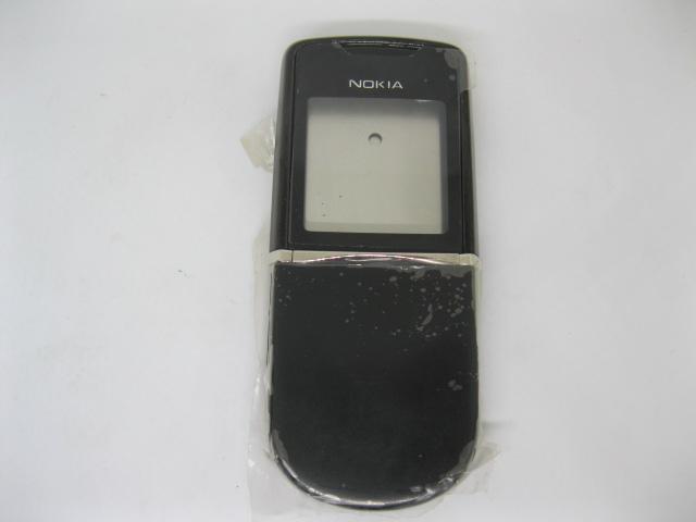 Vỏ Nokia 8800 Sirocco cực đẹp Black loại 1