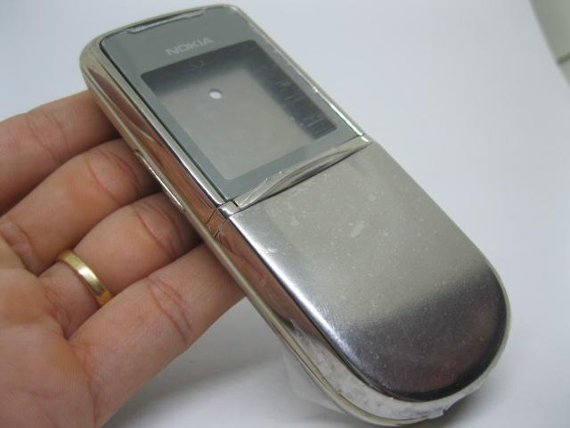 Vỏ Nokia 8800 Sirocco cực đẹp Light loại 1