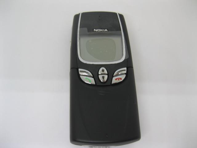 Nokia 8850 tuột quần cổ xưa màu Đen
