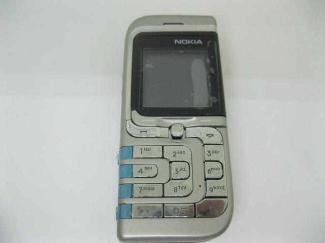 Nokia 7260 Lá nhỏ thời xưa màu Bạc