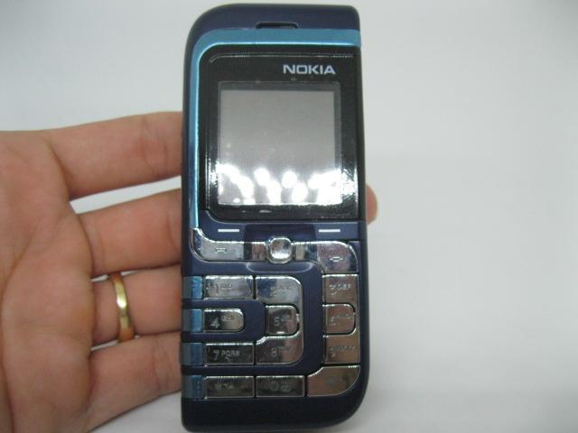Nokia 7260 Lá nhỏ thời xưa màu Xanh