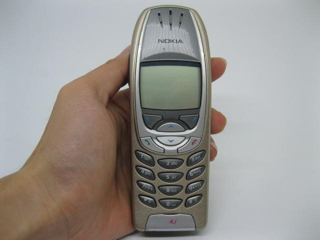Nokia 6310i màu cát cháy nguyên zin,  đẹp 92% MS 2090
