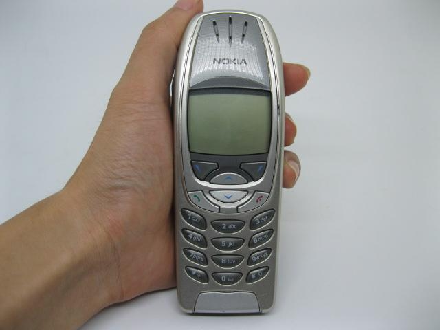 Nokia 6310i zin màu bạc, đẹp 90% MS 2091
