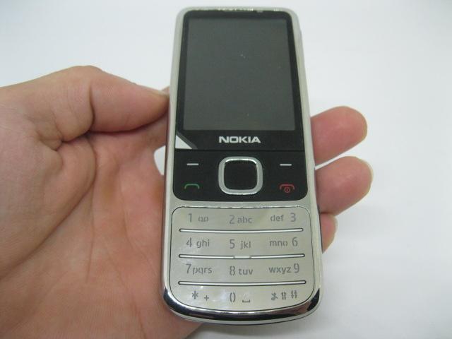 Nokia 6700 màu bạc nguyên zin đẹp 99% MS 2095