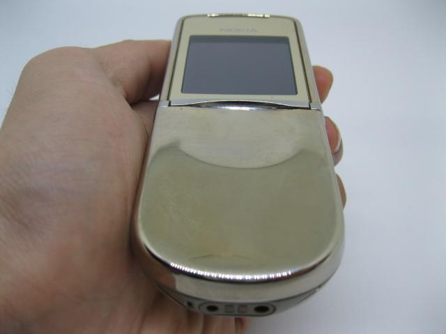 Nokia 8800 Sirocco Gold zin, đẹp 92% MS 2100