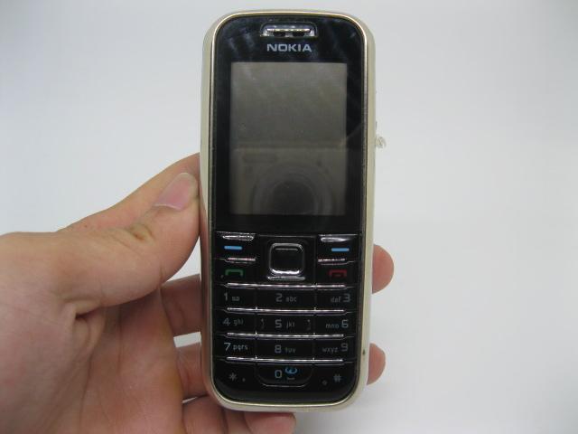 Nokia 6233 đình đám một thời màu đen MS 2102