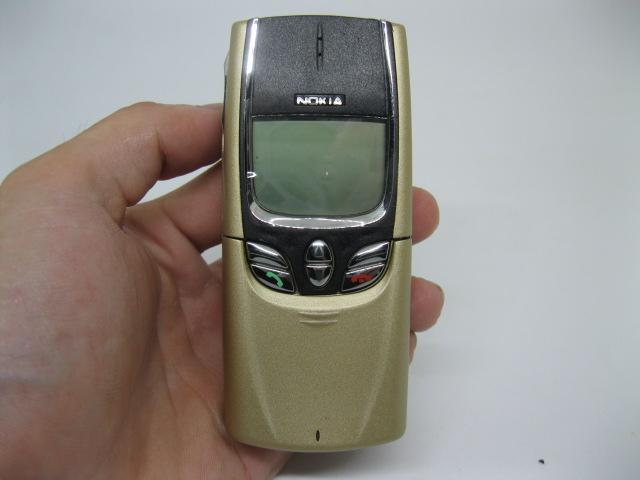 Nokia 8850 tuột quần cực độc màu Vàng MS 2108