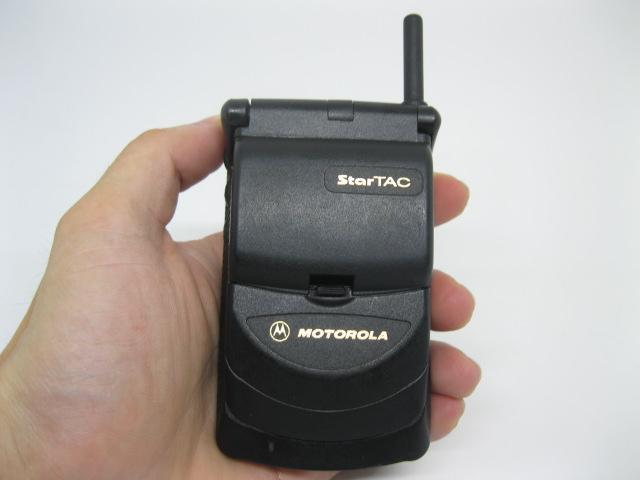 Motorola Startac V siêu phẩm của thời gian hoài cổ MS 2111
