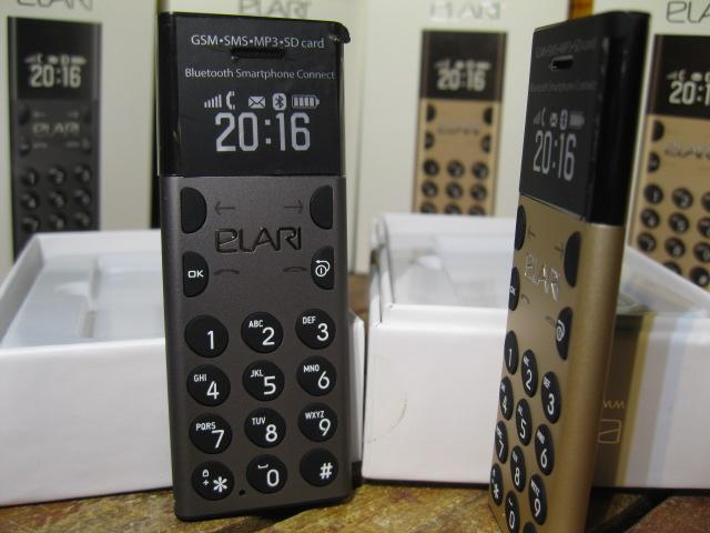 Elari Nanophone điện thoại siêu nhỏ -  siêu độc - siêu tiện lợi