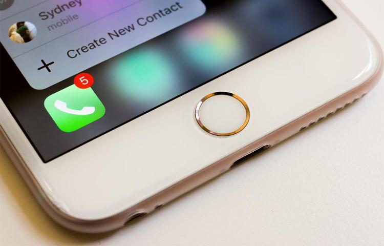 Những chức năng vô cùng độc đáo của nút Home trên iPhone, iPad