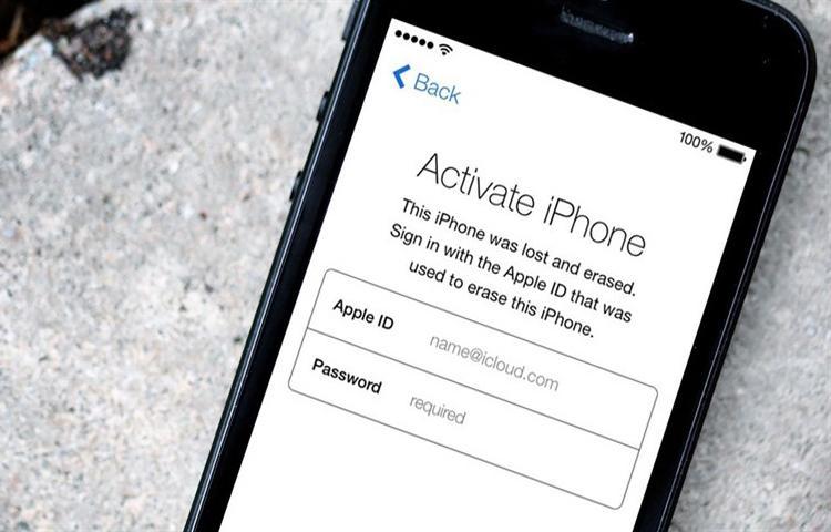 Hướng dẫn không cho người khác thay đổi iCloud trên iPhone