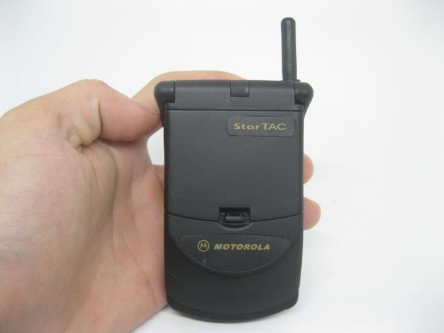 Motorola Startac đẳng cấp huyền thoại một thời MS 2131