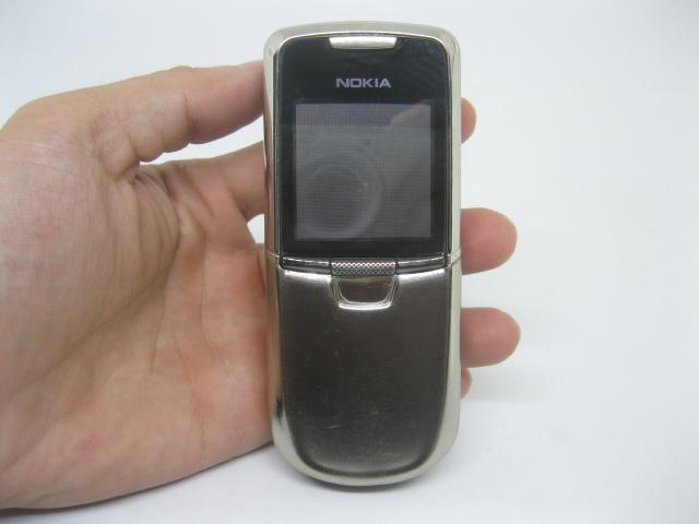 Nokia 8800 Anakin màu bạc cực đẹp MS 2137