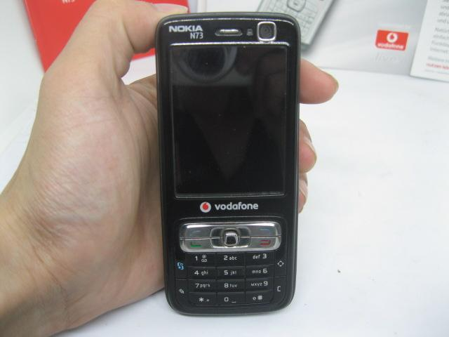 Nokia N73 Vodafone Fulbox đầy đủ phụ kiện MS 2138