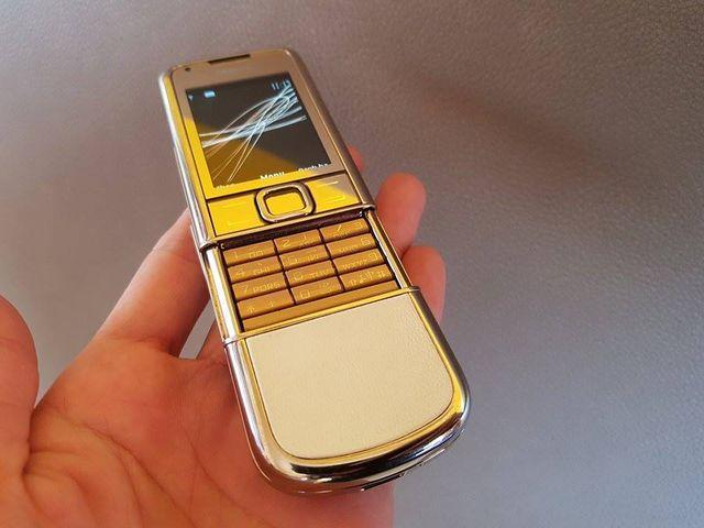 Nokia 8800 Gold Arte 4G hàng FPT siêu đẹp và Zin MS 2142
