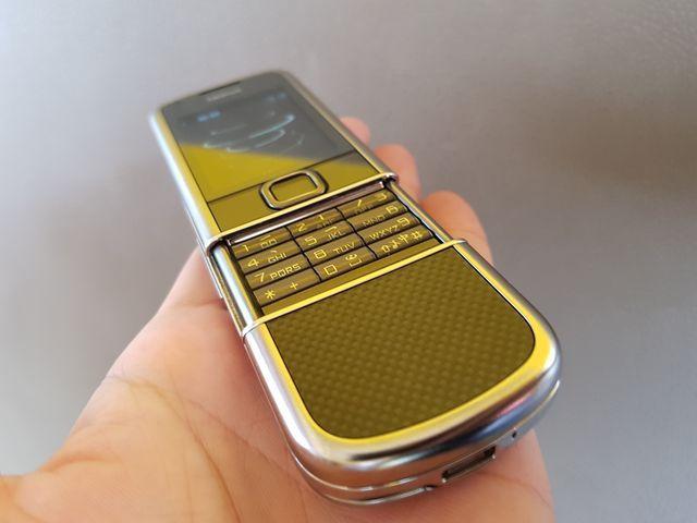 Nokia 8800 Cacbon 4G FPT chính hãng công ty Nokia MS 2146