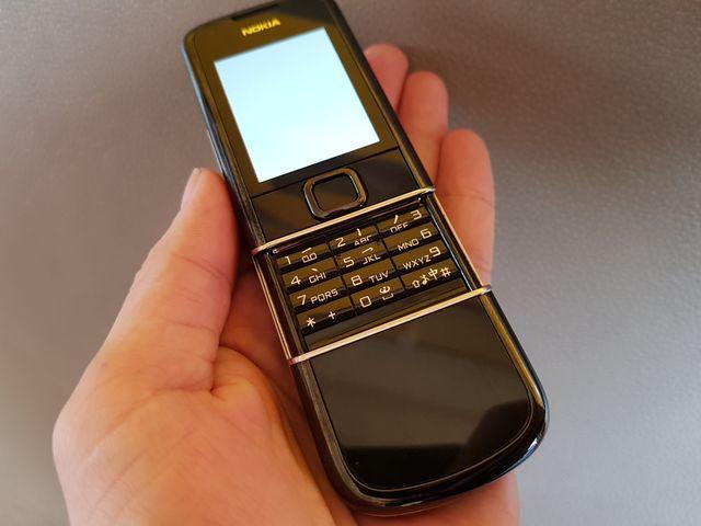 Nokia 8800 Arte Black 1G Nguyên bản Nguyên Zin MS 2147