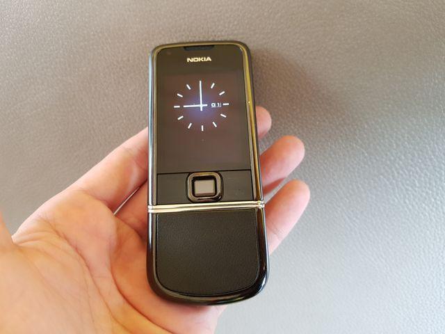 Nokia 8800 Sapphire Arte Black nguyên con ZIN 100% MS 2152