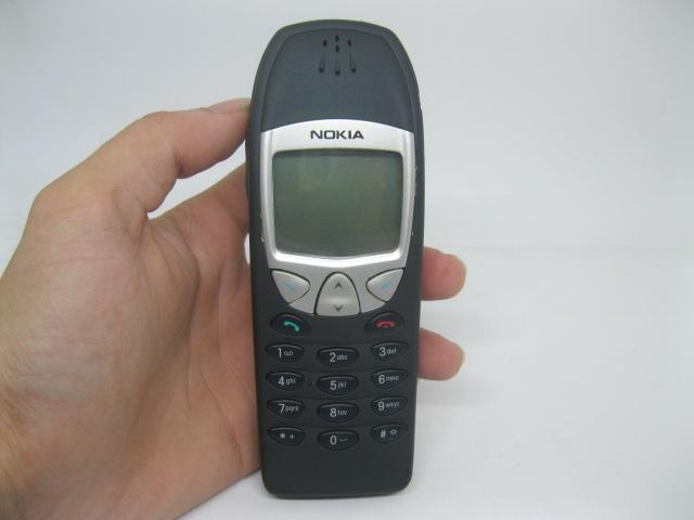 Nokia 6210 màu xanh đen huyền bí MS 2158