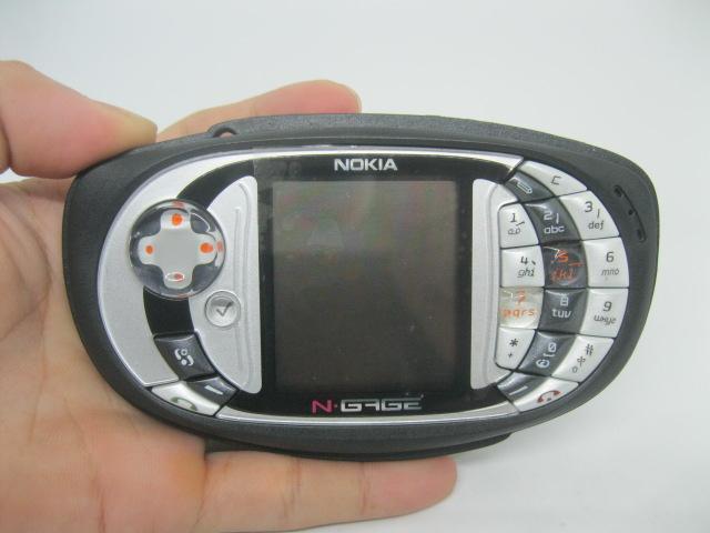 Nokia Ngage QD chuyên game thần thánh MS 2160