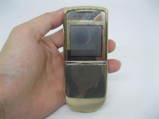 Nokia 8800 Sirocco Gold bóng loáng xa xỉ MS 2163