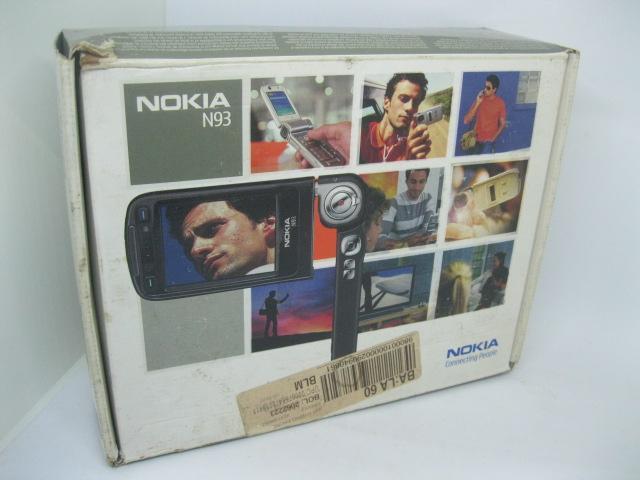 Nokia N93 Fullbox cực hiếm rất mới MS 2177