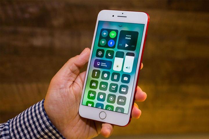 Hướng dẫn cách cài Control Center trên iOS 11 cho Android cực đẹp và đơn giản