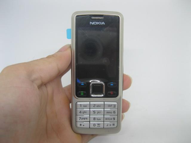 Nokia 6300 Silver nguyên zin cực đẹp MS 2182