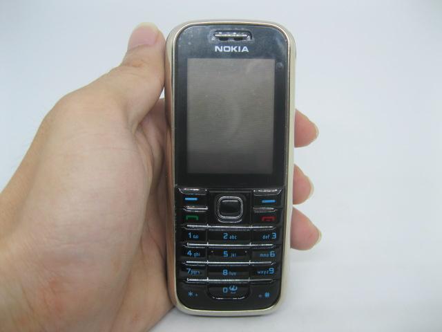 Nokia 6233 màu đen nguyên zin MS 2185